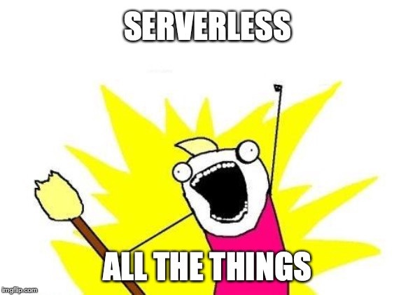 SERVERLESS All the Things
